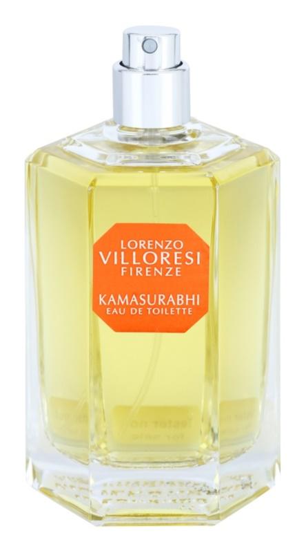 Lorenzo Villoresi Kamasurabhi toaletná voda tester unisex 100 ml