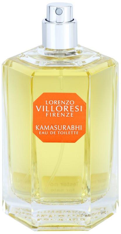 Lorenzo Villoresi Kamasurabhi woda toaletowa tester unisex 100 ml