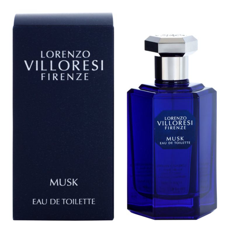 Lorenzo Villoresi Musk toaletní voda unisex 100 ml