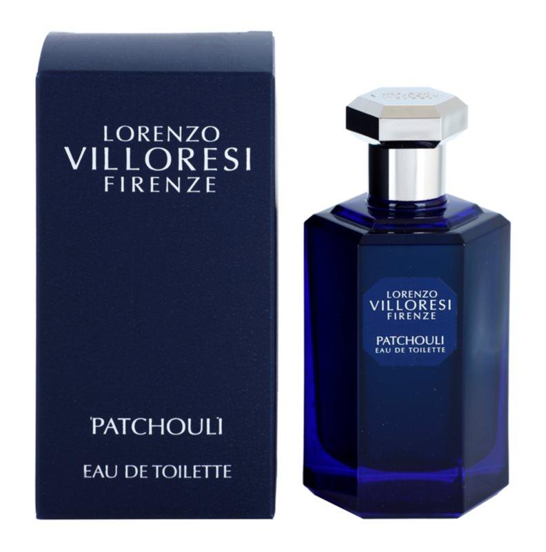 Lorenzo Villoresi Patchouli Eau de Toilette unisex 100 ml