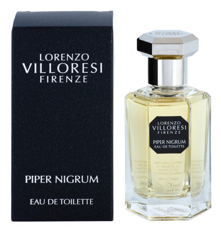 Lorenzo Villoresi Piper Nigrum Eau de Toilette unisex 50 ml