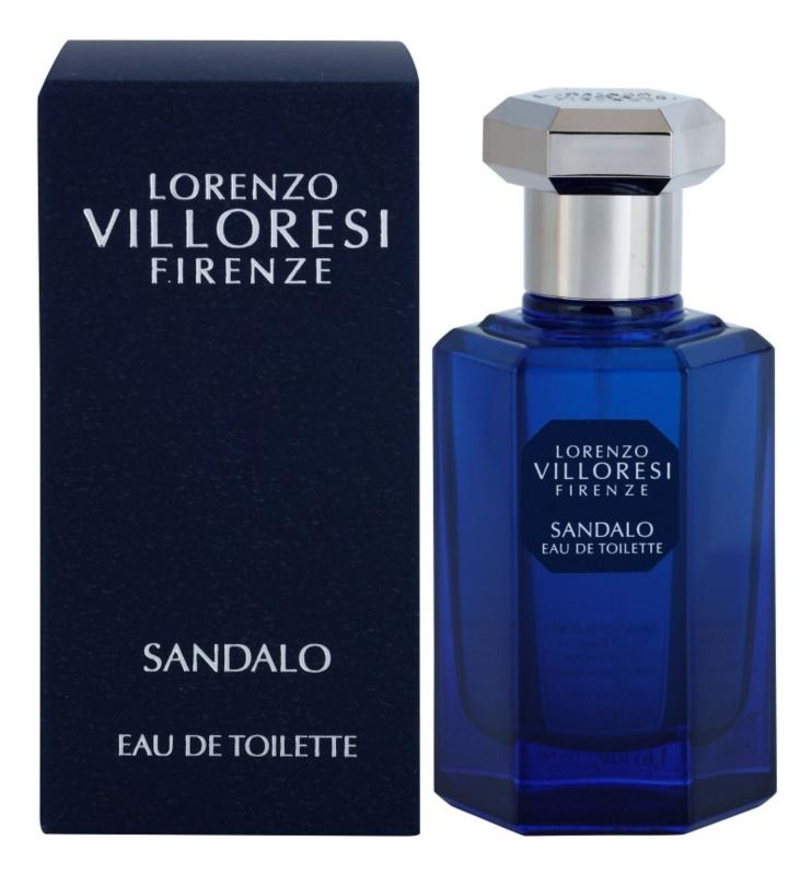 Lorenzo Villoresi Sandalo toaletná voda unisex 50 ml
