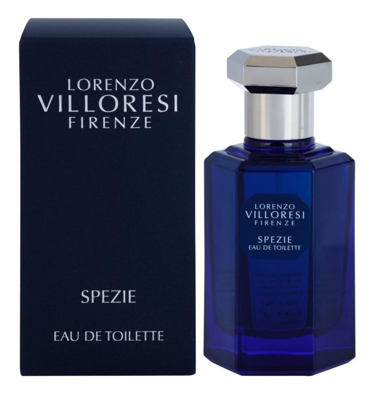 Lorenzo Villoresi Spezie eau de toilette unisex 100 ml