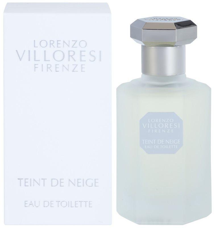 Lorenzo Villoresi Teint de Neige eau de toilette mixte 100 ml