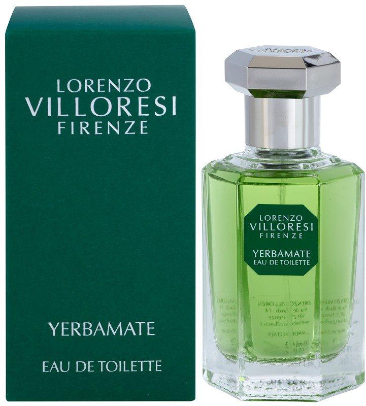 Lorenzo Villoresi Yerbamate toaletní voda unisex 50 ml