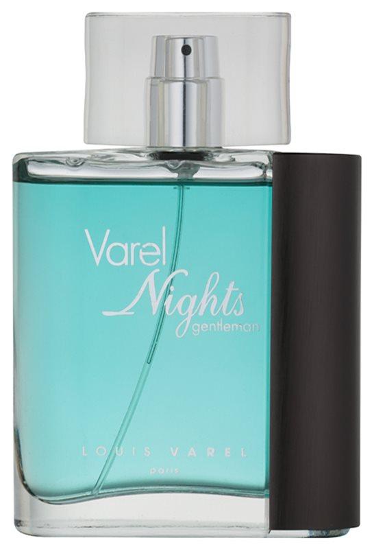 Louis Varel Varel Nights Gentleman Eau de Toilette for Men 100 ml