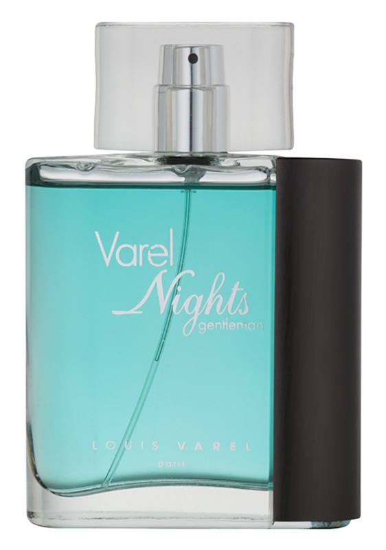 Louis Varel Varel Nights Gentleman eau de toilette per uomo 100 ml