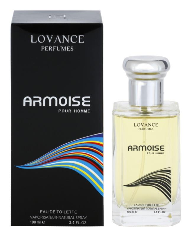 Lovance Armoise Pour Homme Eau de Toilette para homens 100 ml