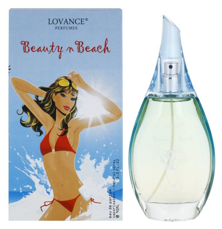 Lovance Beauty 'n' Beach Parfumovaná voda pre ženy 90 ml