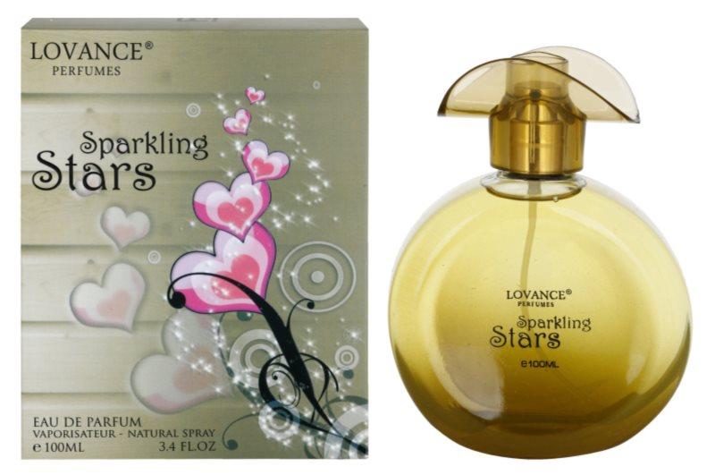 Lovance Sparkling Stars Eau de Parfum voor Vrouwen  100 ml