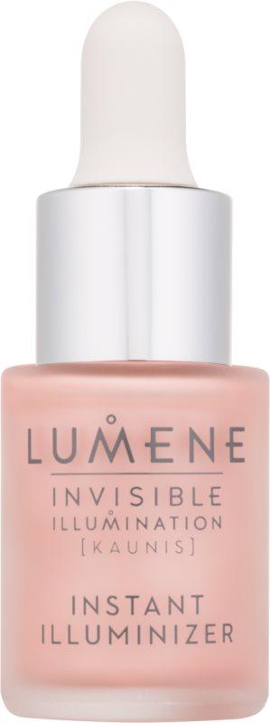 Lumene Invisible Illumination rozjasňovač na tvár a očné okolie