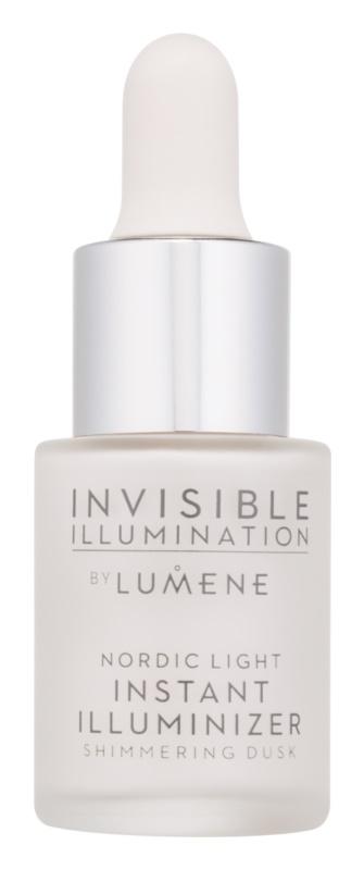 Lumene Invisible Illumination agent de strălucire pe zona feței și a ochilor