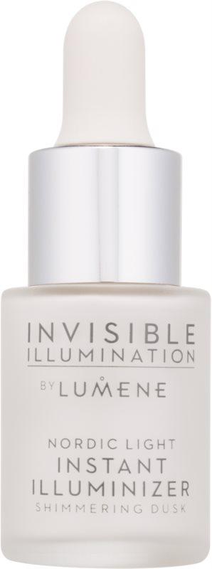 Lumene Invisible Illumination Aufheller für Gesicht und Augenbereich
