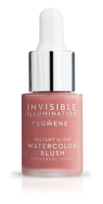 Lumene Invisible Illumination tekutá tvářenka pro rozjasnění pleti