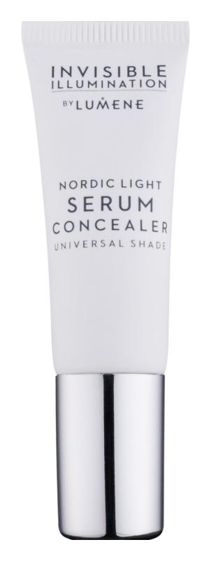 Lumene Invisible Illumination ser acoperire pentru ascunderea și evidențierea imperfecțiunilor pielii
