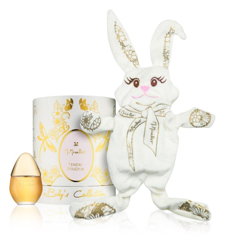 M. Micallef Baby's Collection Tendre Doucer Eau de Parfum For Kids 30 ml + Toy