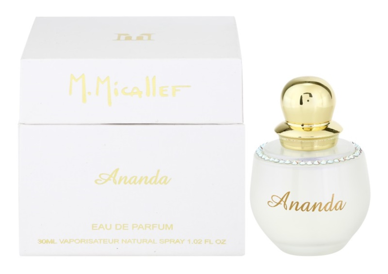 M. Micallef Ananda woda perfumowana dla kobiet 30 ml