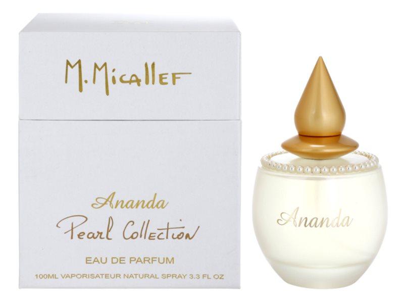 M. Micallef Ananda Pearl Collection woda perfumowana dla kobiet 100 ml