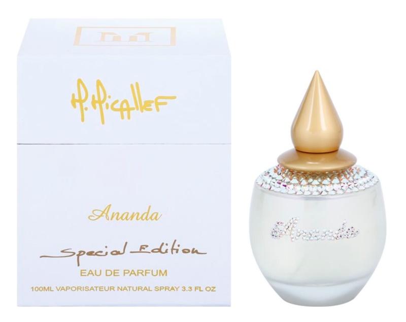 M. Micallef Ananda Special Edition парфумована вода для жінок 100 мл