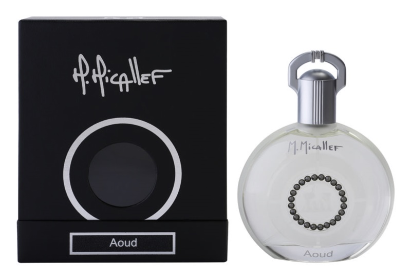 M. Micallef Aoud eau de parfum per uomo 100 ml
