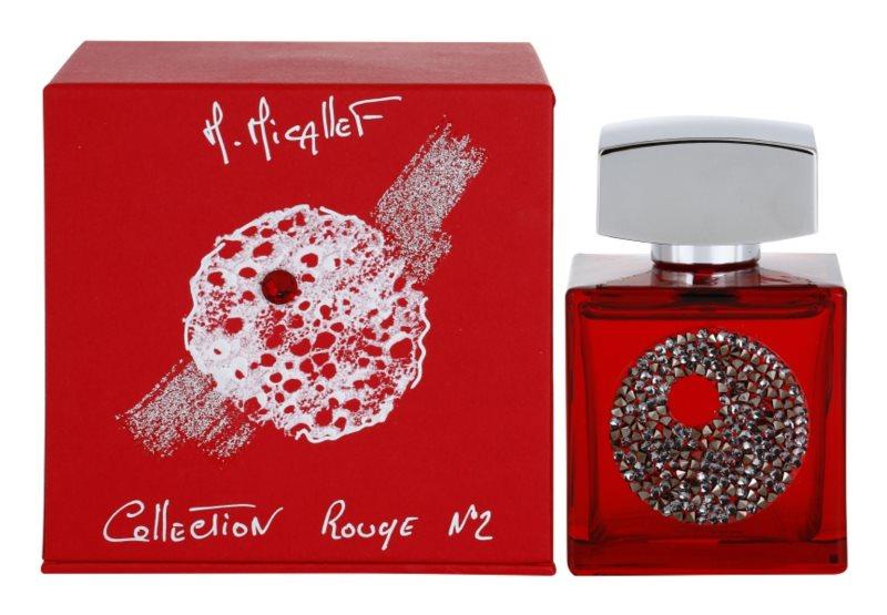 M. Micallef Collection Rouge N°2 eau de parfum pentru femei 100 ml