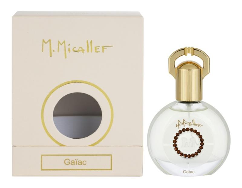 M. Micallef Gaiac eau de parfum pentru bărbați 30 ml