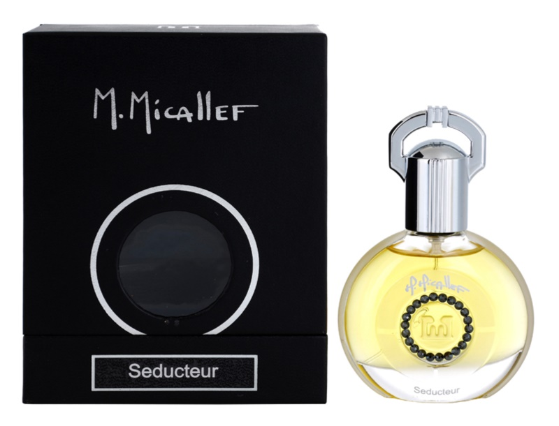 M. Micallef Seducteur Eau de Parfum for Men 30 ml