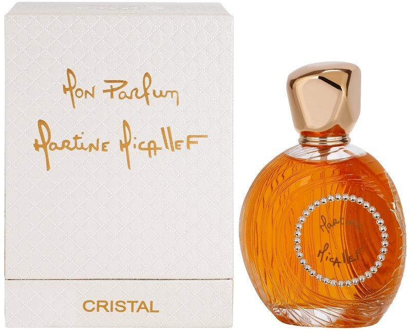 M. Micallef Mon Parfum Cristal Eau de Parfum para mulheres 100 ml