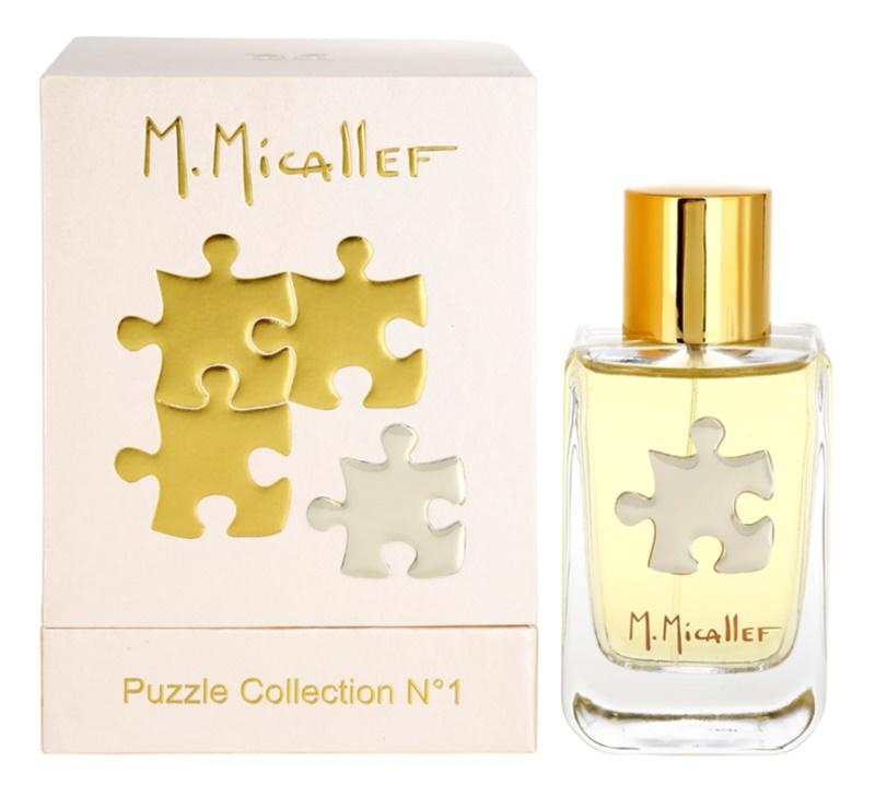 M. Micallef Puzzle Collection N°1 eau de parfum per donna 100 ml