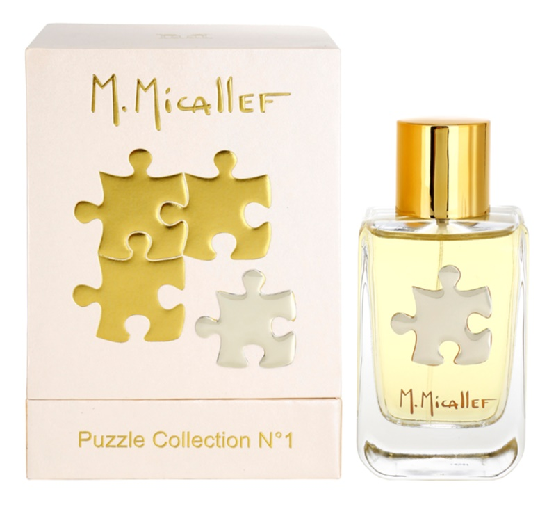 M. Micallef Puzzle Collection N°1 Parfumovaná voda pre ženy 100 ml