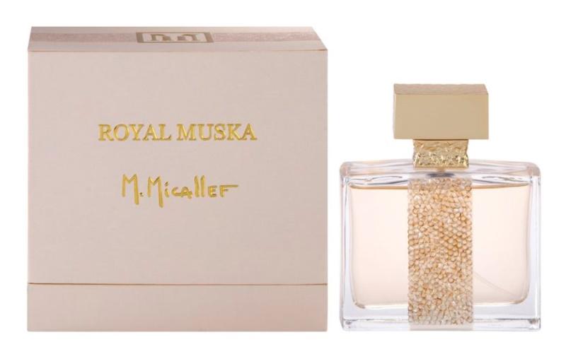 M. Micallef Royal Muska Eau de Parfum voor Vrouwen  100 ml