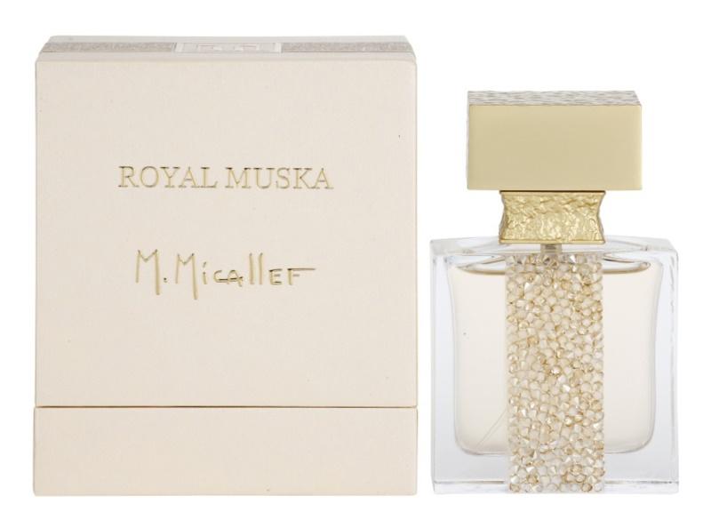 M. Micallef Royal Muska Eau de Parfum for Women 30 ml