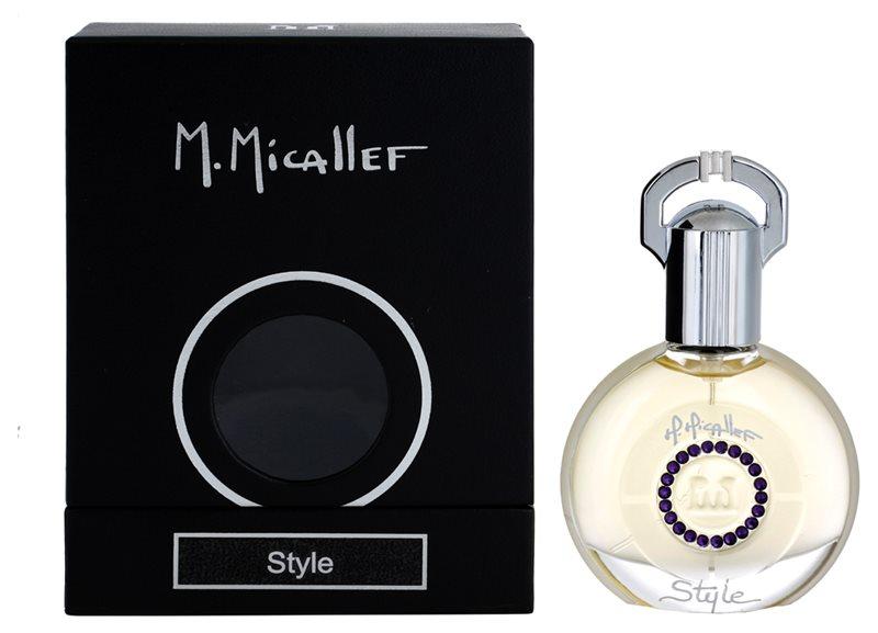 M. Micallef Style Parfumovaná voda pre mužov 30 ml