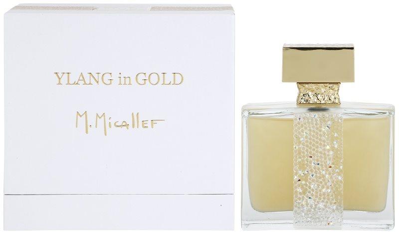 M. Micallef Ylang In Gold Eau de Parfum für Damen 100 ml