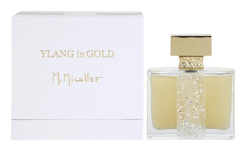 M. Micallef Ylang In Gold parfémovaná voda pro ženy 100 ml