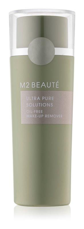 M2 Beauté Facial Care odličovač make-upu bez obsahu oleje
