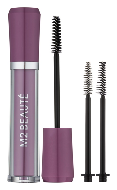 M2 Beauté Decorative Care mascara hrănitor
