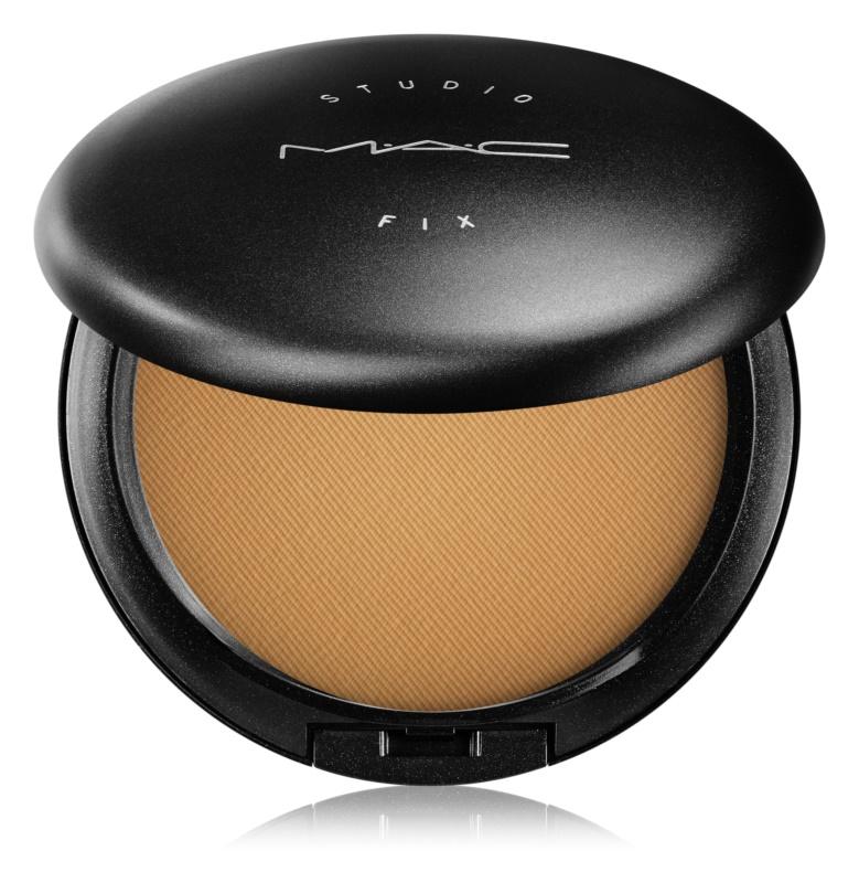 MAC Studio Fix Powder Plus Foundation 2 in 1 pudra si makeup