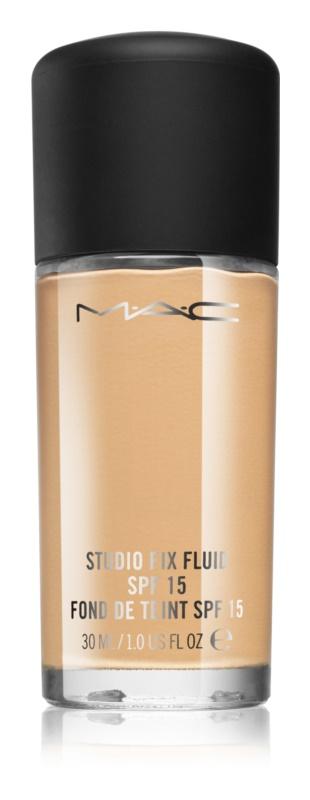 MAC Studio Fix Fluid mattító make-up SPF 15