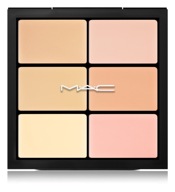 MAC Studio paleta korektorjev