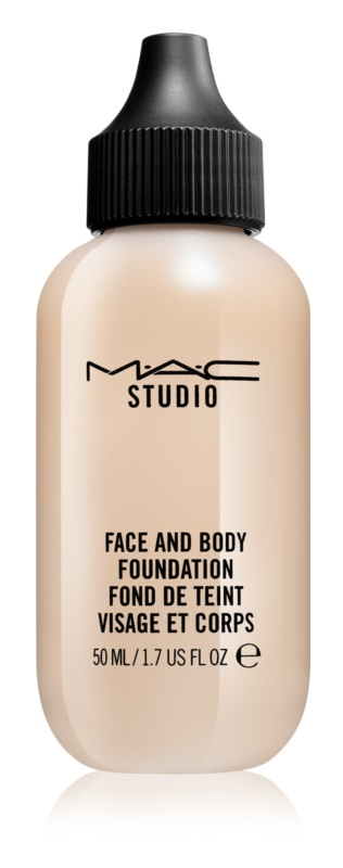MAC Studio make-up cu textura usoara pentru fata si corp
