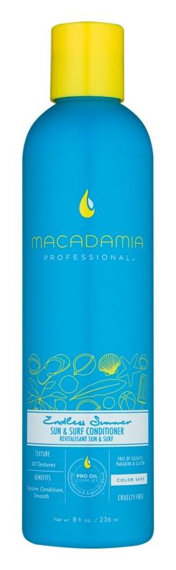 Macadamia Natural Oil Endless Summer Sun & Surf balsam revitalizant fara sulfati si parabeni