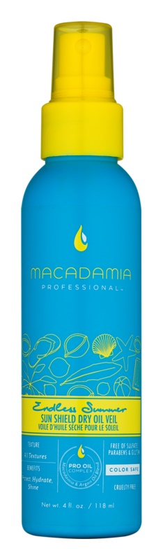 Macadamia Natural Oil Endless Summer Sun & Surf Beschermende Spray tegen UV Straling
