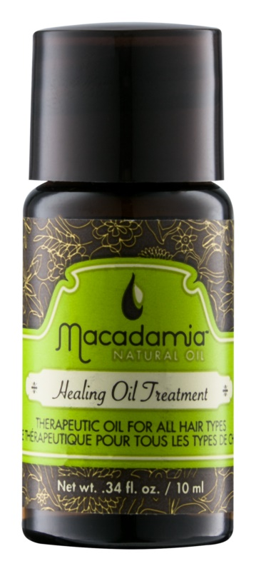 Macadamia Natural Oil Care Cure for All Hair Types