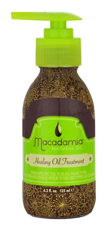 Macadamia Natural Oil Care догляд для всіх типів волосся