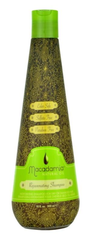 Macadamia Natural Oil Care szampon do włosów suchych i zniszczonych