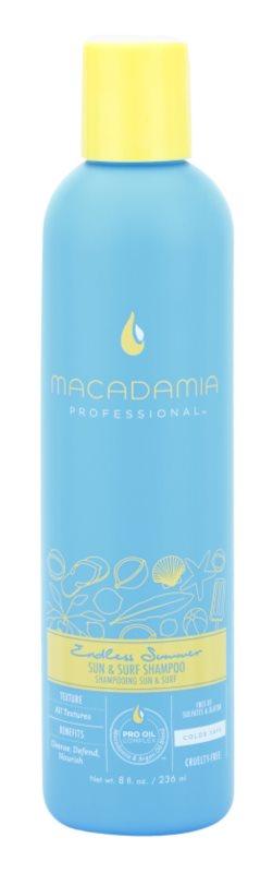 Macadamia Natural Oil Endless Summer sampon nap, klór és sós víz által terhelt hajra