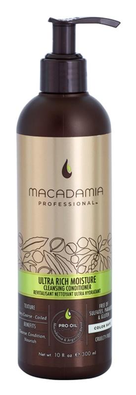Macadamia Natural Oil Pro Oil Complex reinigender Conditioner mit nahrhaften Effekt