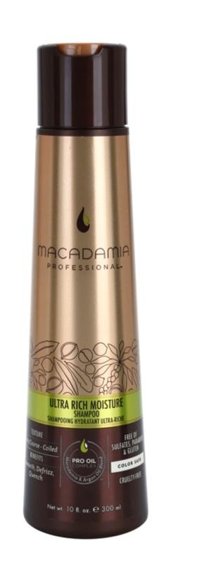 Macadamia Natural Oil Pro Oil Complex Shampoo mit ernährender Wirkung für stark geschädigtes Haar