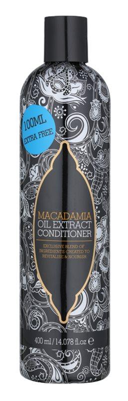 Macadamia Oil Extract Exclusive après-shampoing nourrissant pour tous types de cheveux
